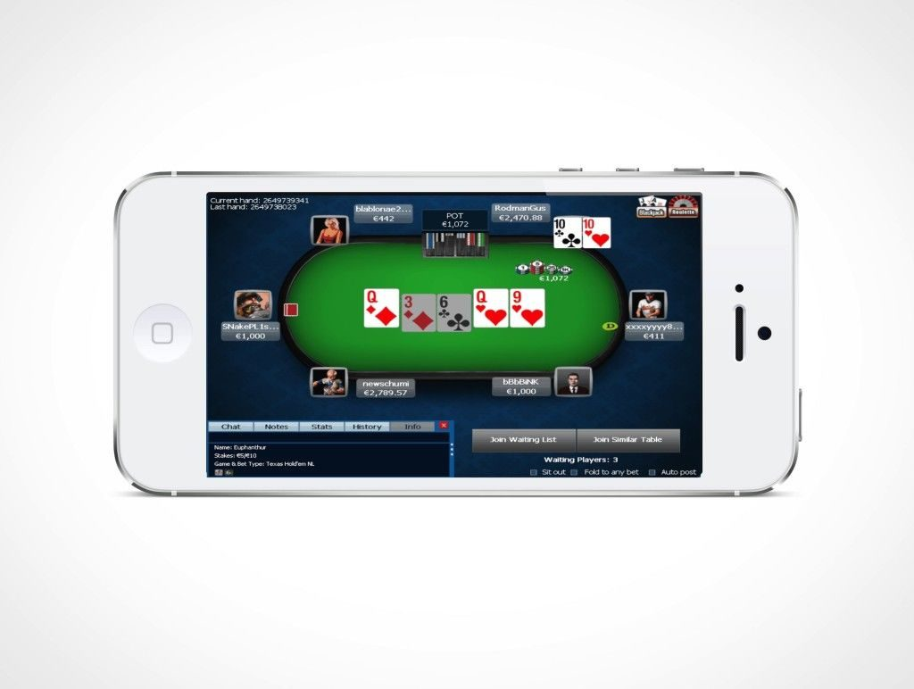 Best iPhone Casino for Gamblers