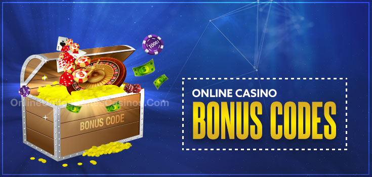 Brilliant Online Casino Bonus Codes On Offer At Online Casinos