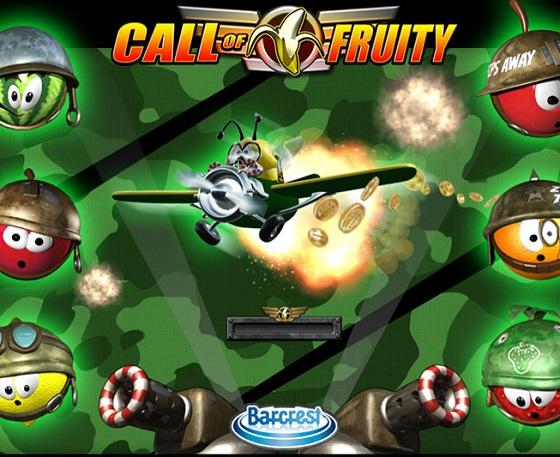Call Of Fruity Slot Machine